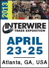 The largest and most interntional show for the Wire & cable Industry in 2013